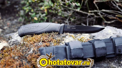 Нож Mora Companion Tactical BlackBlade
