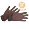 Перчатки SHAMAN APEX SOFT Brown