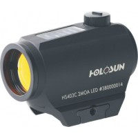 Коллиматор Holosun PARALOW HS403С SOLAR POWER Red Dot Sight