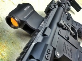 Коллиматор Holosun PARALOW HS503FL Circle Dot Sight