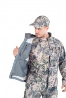 Костюм Кing Hunter Summer Camo Gray