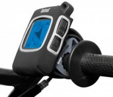 Backtrack D-tour accessory, Bike mount, Black