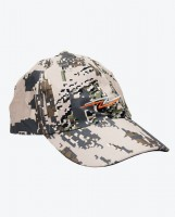 Бейсболка King Hunter Camo Gray