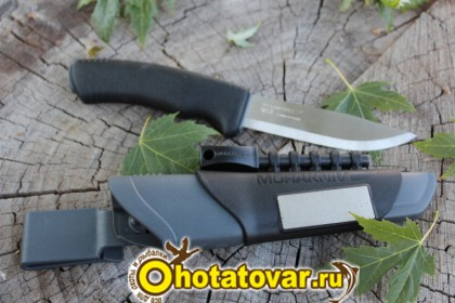 Нож Mora Bushcraft Survival (с огнивом и точилкой)