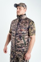 Жилет King Hunter Warm Camo Green