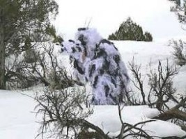 Костюм-леший Ghillie White