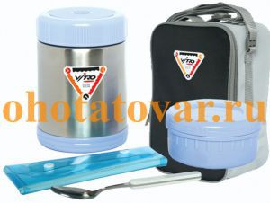 Термос Vitro LUNCH BOX VT-1200