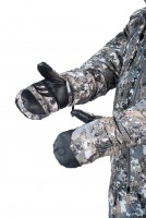 Рукавицы King Hunter Winter Camo Snow
