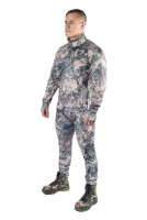 Термобельё King Hunter Base Layer Camo Gray