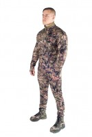 Термобельё King Hunter Base Layer Camo Green