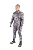 Термобельё King Hunter Base Layer Snow Camo