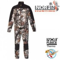 Костюм флисовый Norfin Hunting FOREST STAIDNESS 01