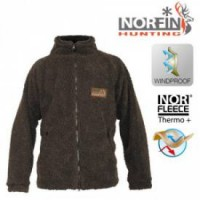 Куртка флисовая Norfin Hunting BEAR 01