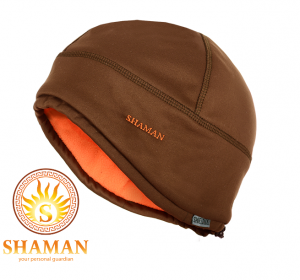Шапочка SHAMAN APEX HAT II / Brown