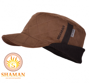 Шапка SHAMAN FINN HAT / Brown